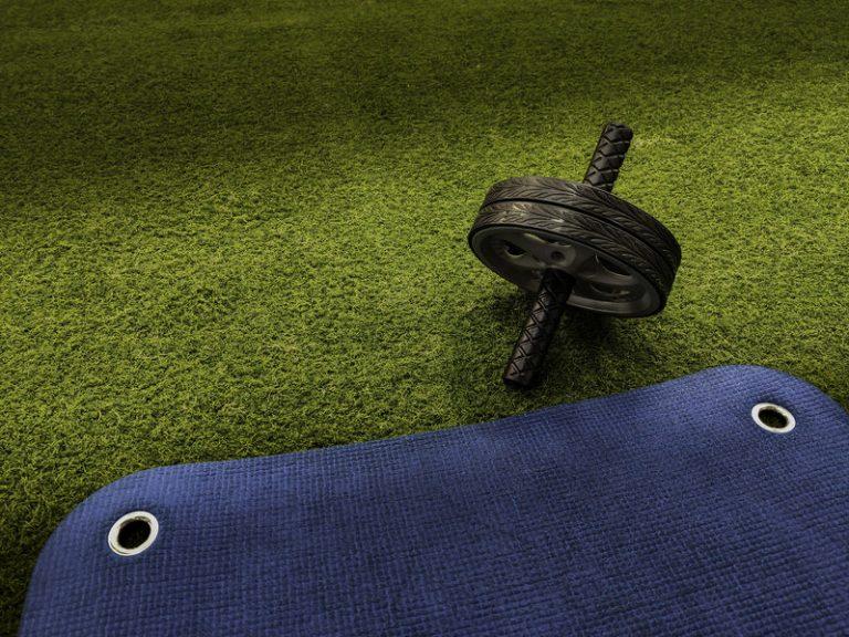 Colchoneta de ejercicio