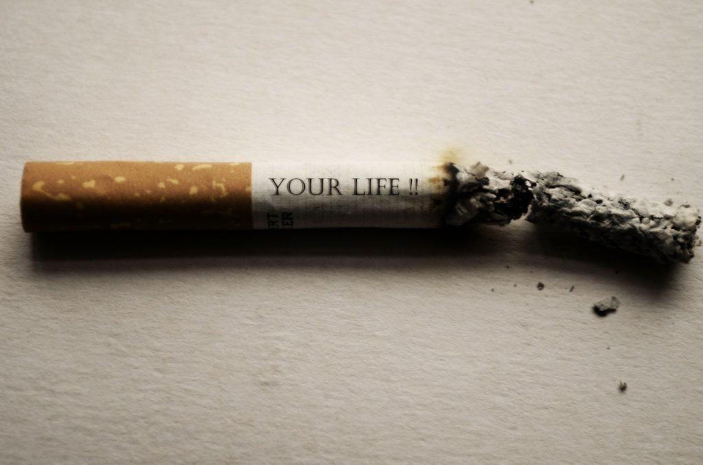 fumar acorta la vida