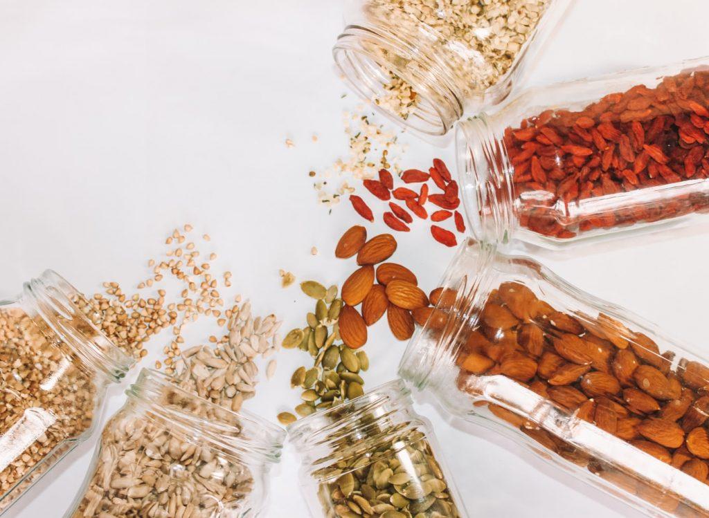 semillas ricas en magnesio