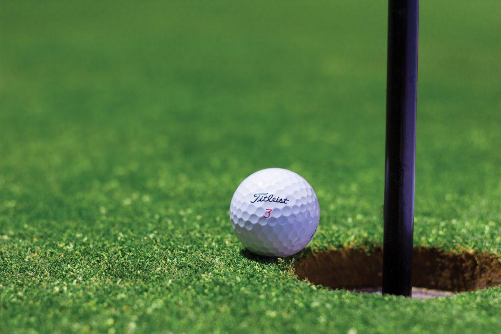 Imagen de pelota de golf