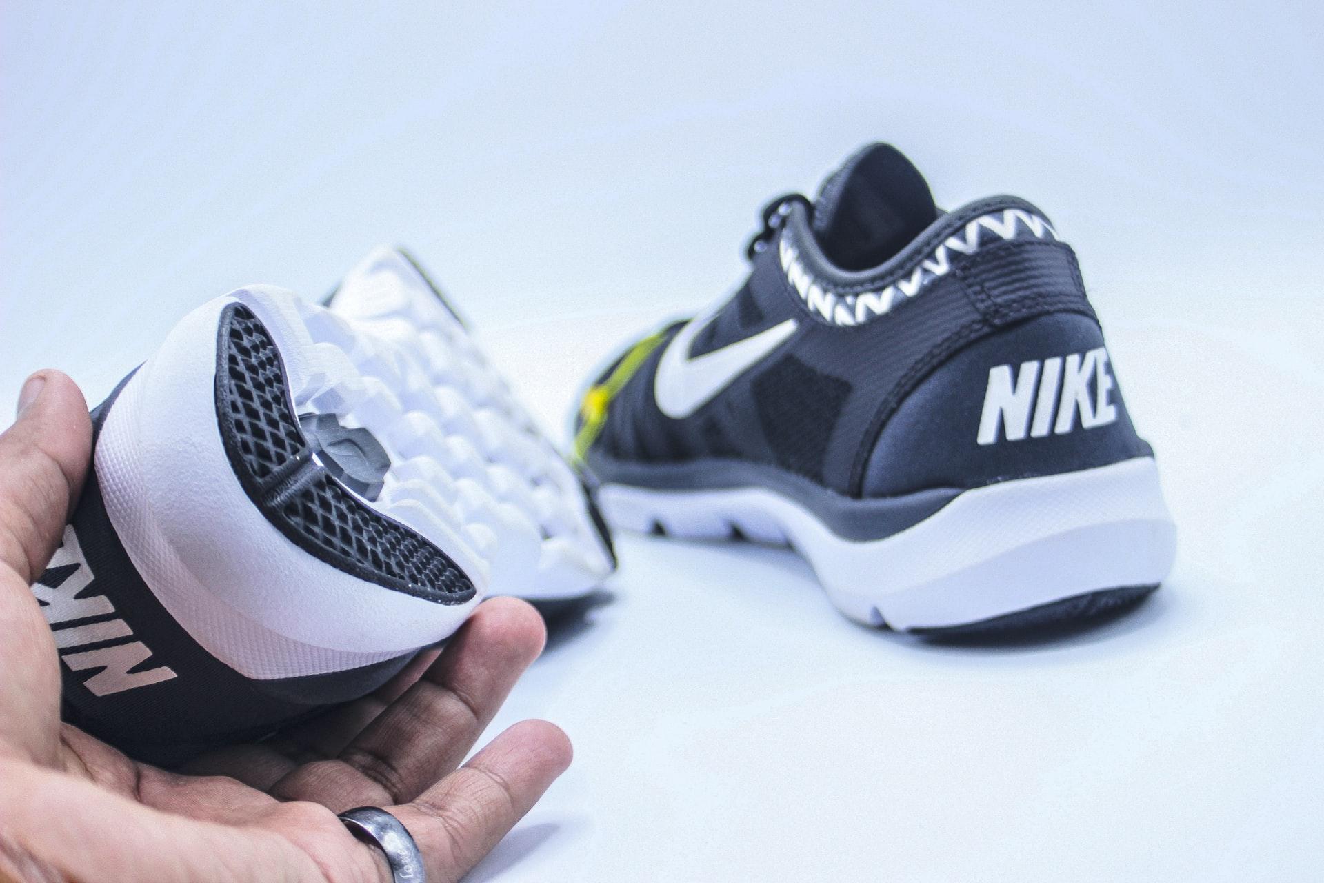 zapatillas nike blancas