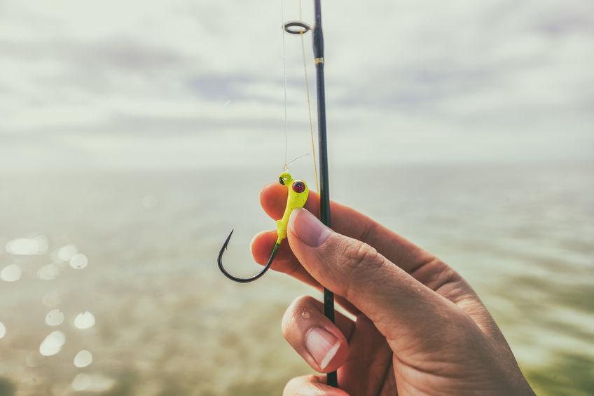 señuelo para pesca