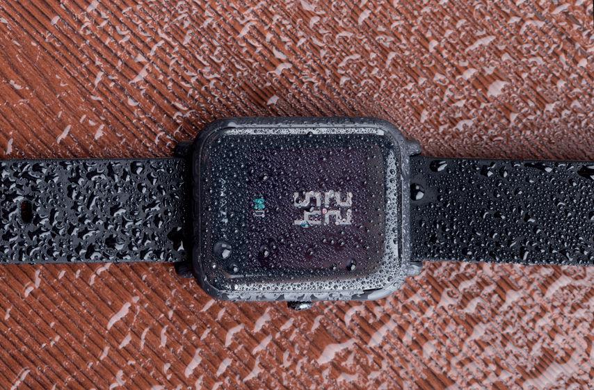 reloj a prueba de agua