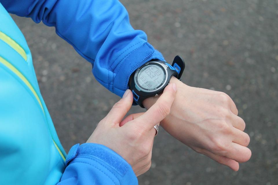 El reloj digital: el mejor compañero en tus entrenamientos.