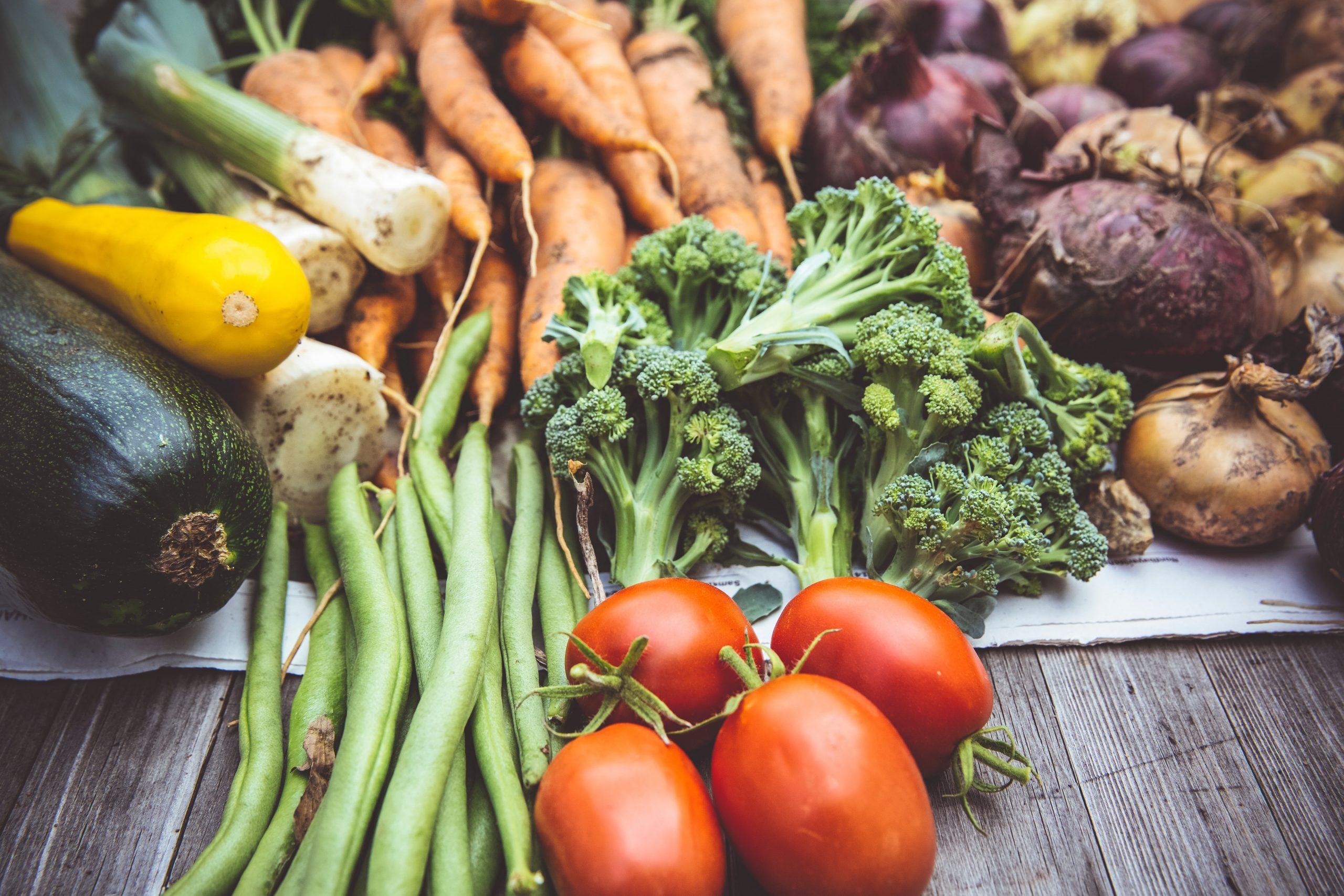 verduras para ensalada