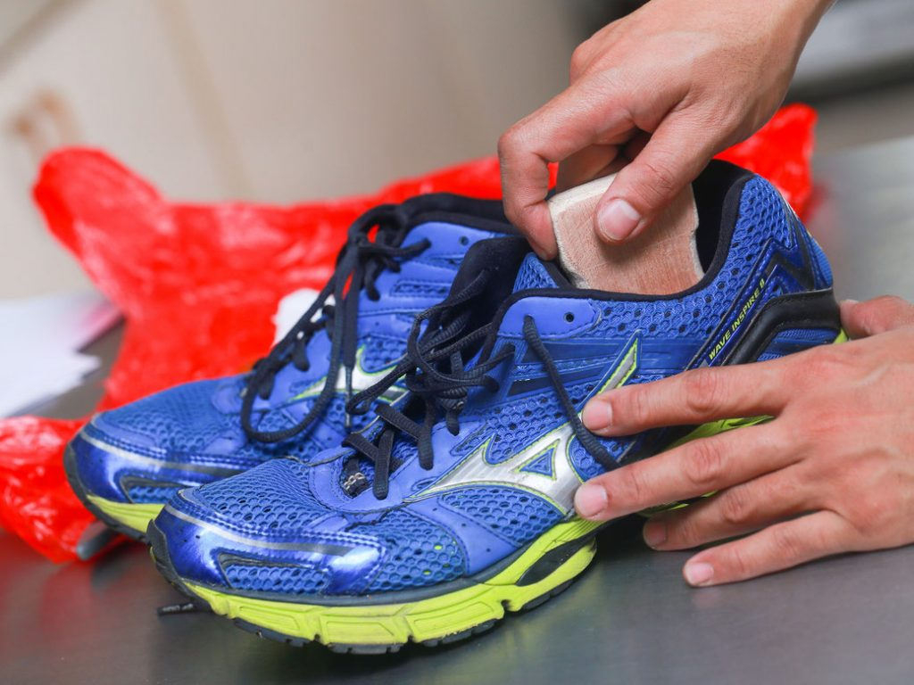 confort en zapatillas de paddel