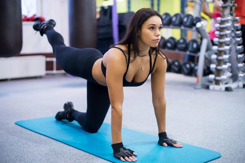 sujetador deportivo
