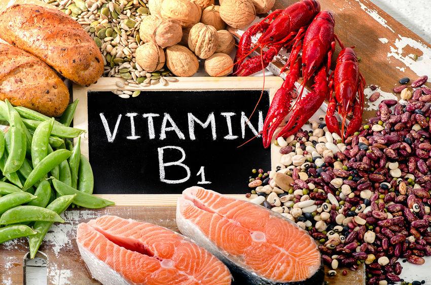 alimentos ricos en vitamina b1