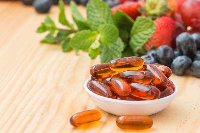 pildoras vitaminas