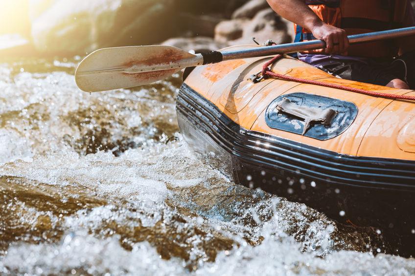 kayak en rio