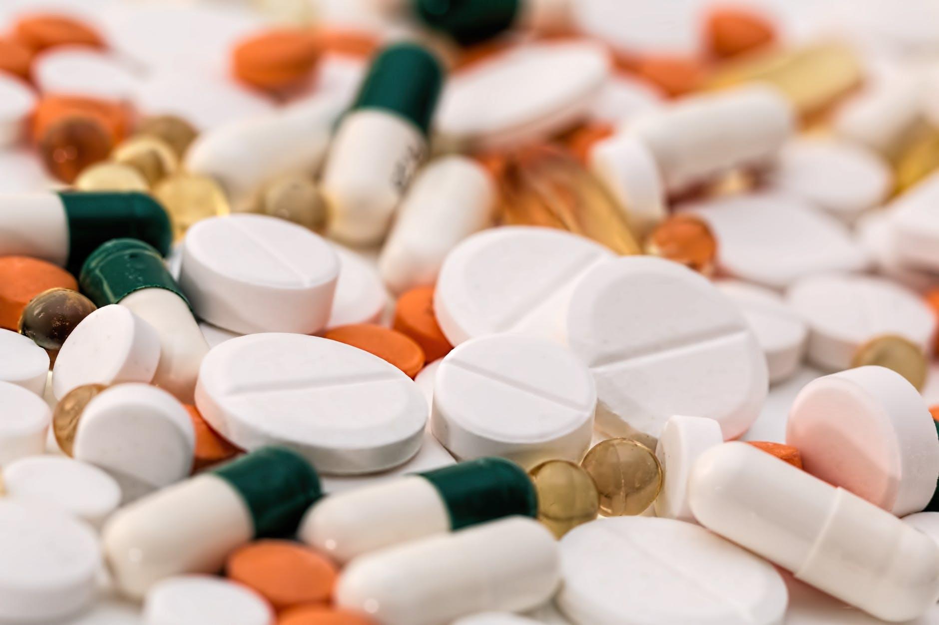 pildoras de vitaminas