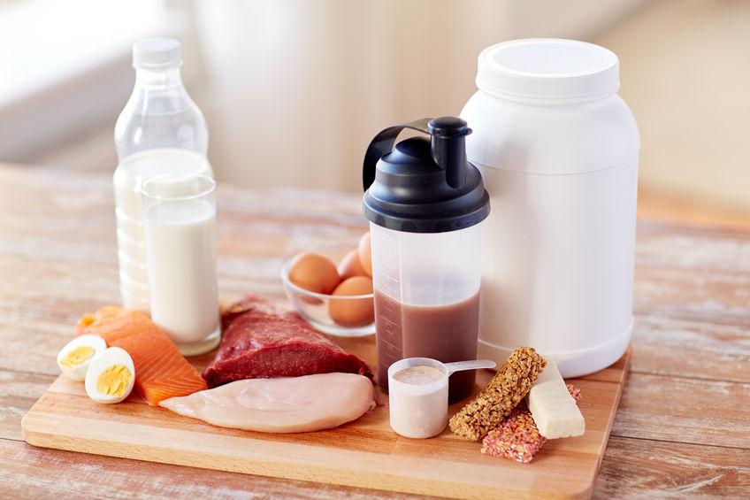 alimentos ricos en proteina