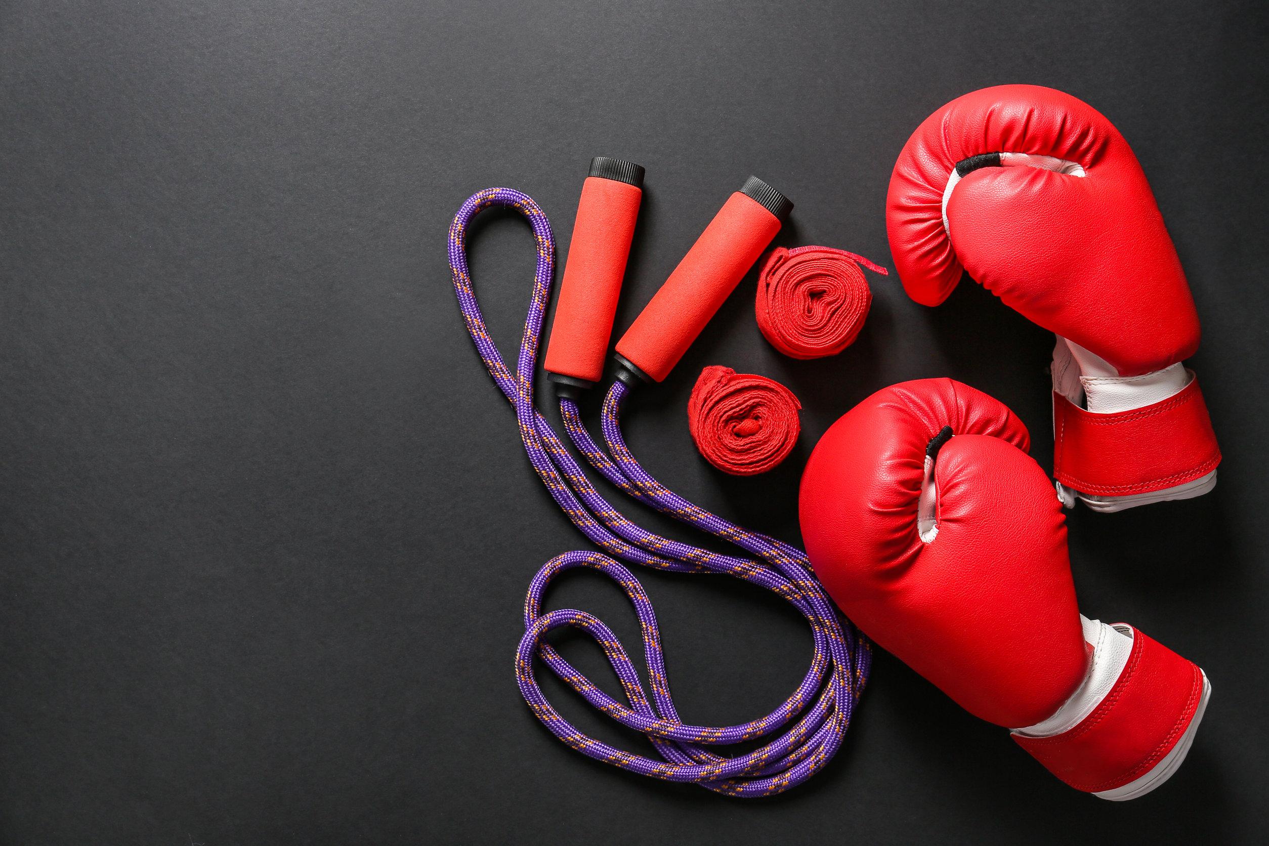 Combas de boxeo