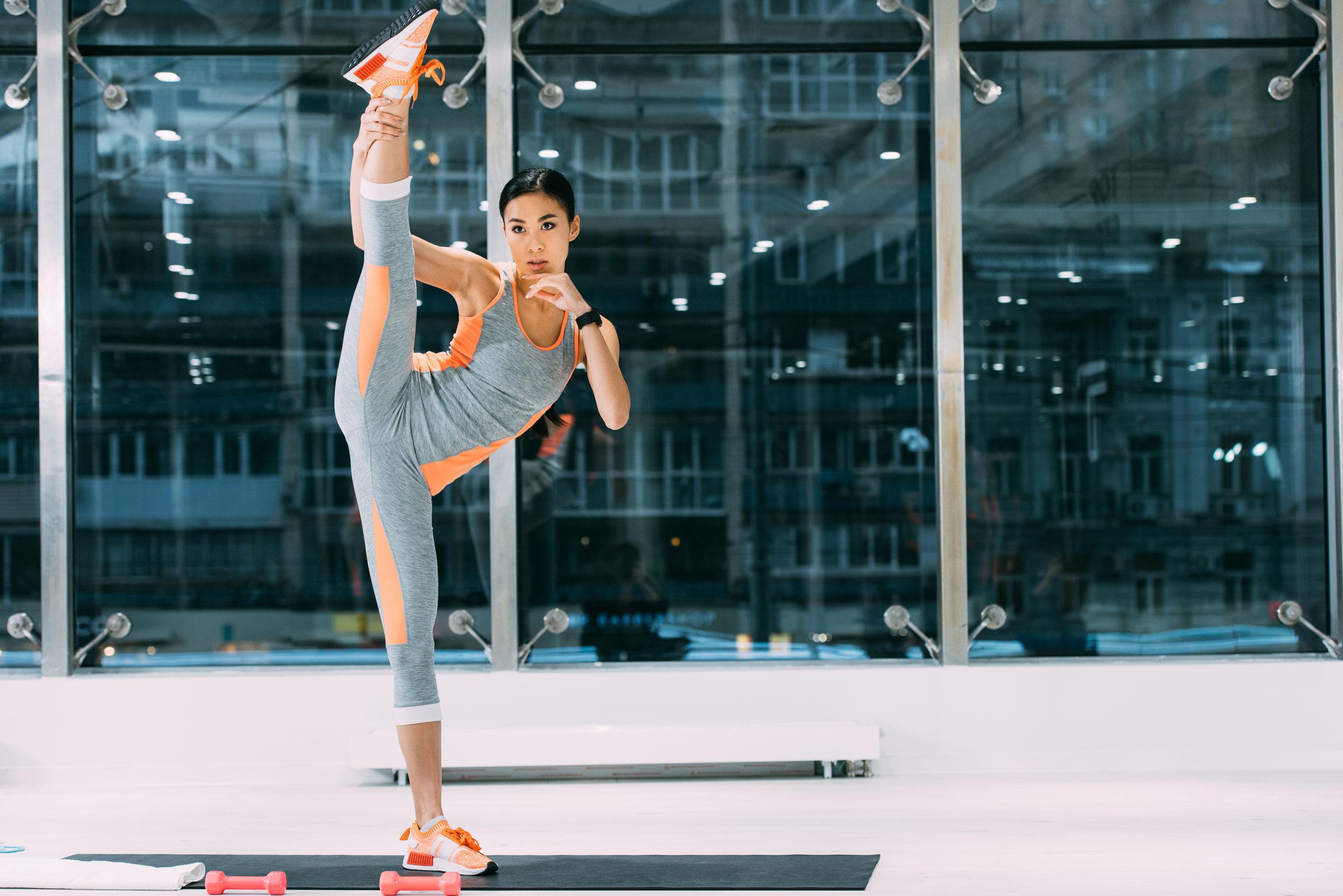 Flexibilidad: ¿Cómo ganarla?