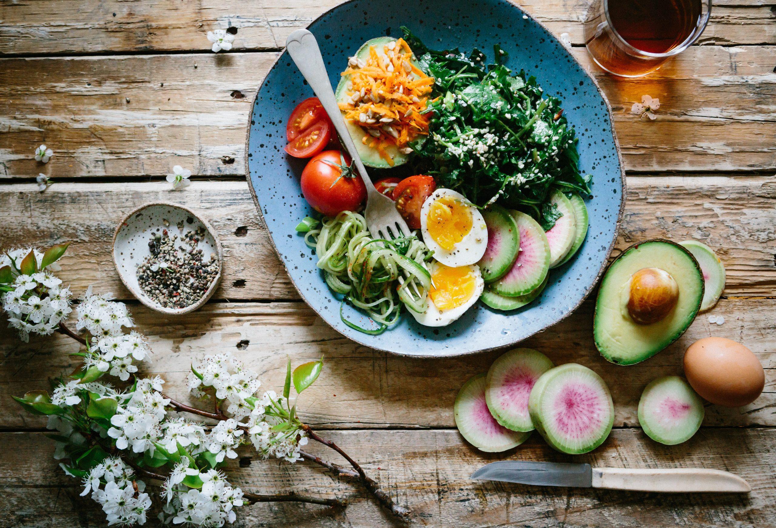 Plato ideal para fasting