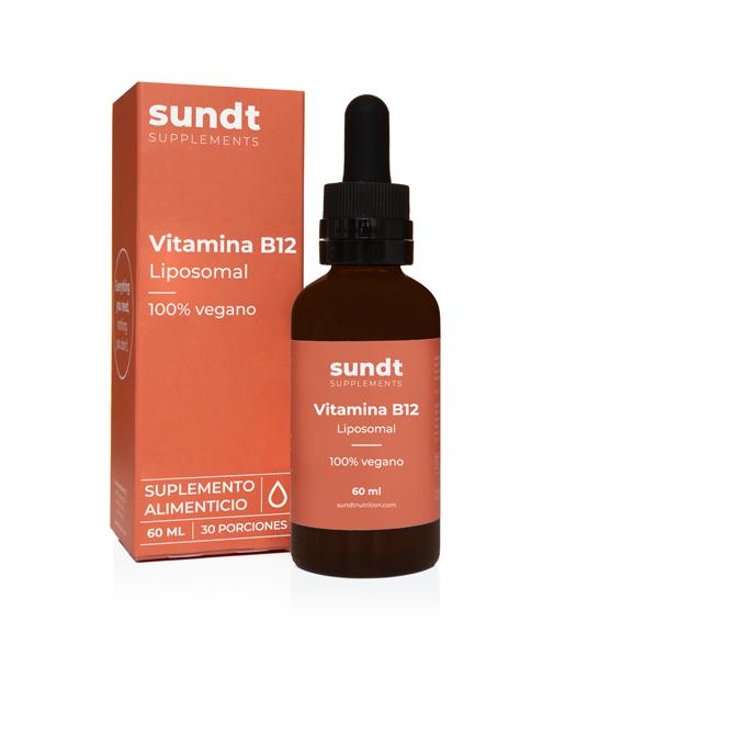 Vitamina B12 liposomal