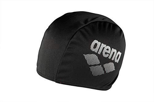 Arena Gorros Lycra Smart Cap Fluo Gorro, Unisex Adulto, Black, Única