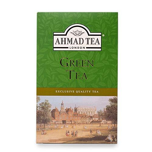 Ahmad Tea Green Té verde, hojas Sueltas, 500 Gramos