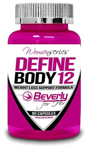 Beverly Nutrition Define Body Quemador de Grasas - 90 Cápsulas